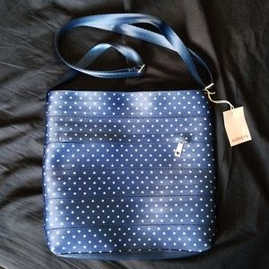 Harvey's Streamline Crossbody in Stardust